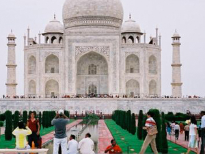 Same Day Tajmahal Tour By Car