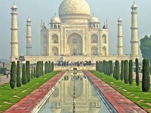 Taj Mahal Tours Photos