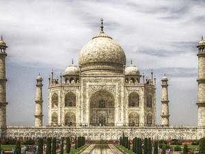 Taj Mahal Tour Photos