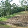Takalik Abaj Structure - Retalhuleu Department - Guatemala