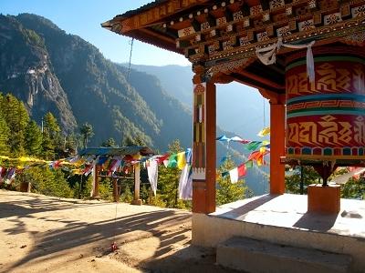 Taktshang Monastery - Paro - Bhutan