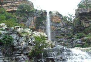Cachoeiras Talakona