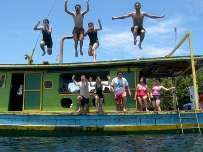 Talang-Satang National Park - Enjoy