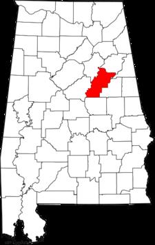 Talladega County