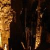 Tall Thin Stalagmites