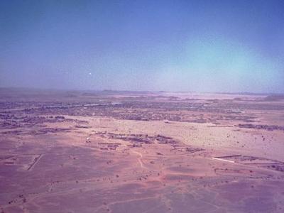 Tamanrasset - Aerial View
