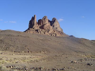 Tamanrasset - Sahara Algerie