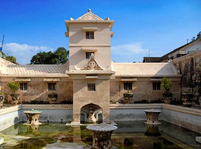 Tamansari Water Castle