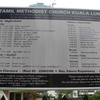 Tamil Methodist Church Schedule