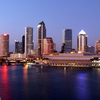 Tampa's Downtown Skyline
