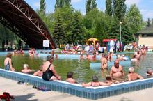 Tamási Thermal Bath - Hungary
