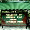 Tanjung Piai National Park - Wellcome