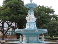 Tan Kim Seng Fountain