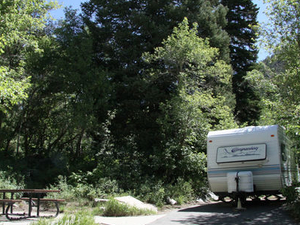 Tanners Flat Campground