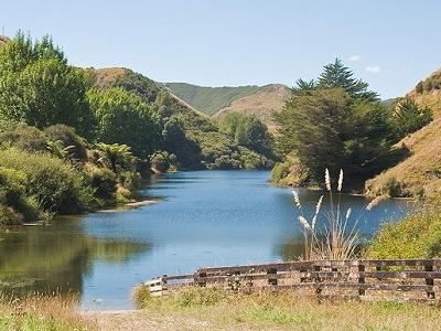 Taranaki Region - West North Island NZ