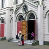 Taranaki St. Methodist Church @ Wellington NZ