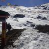 Snow In Tawang