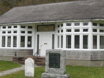 Taylor  Memorial  Library   Hancock