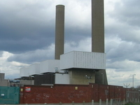 Taylors Lane Power Station