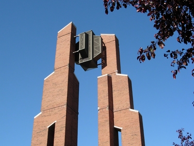 Taylor  University  Bell  Tower