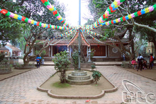 Tay Phuong Pagoda