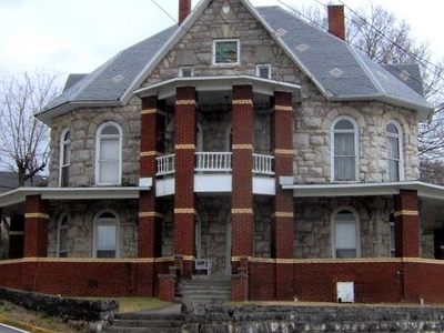 Tazewell  Nelson  Stone  House