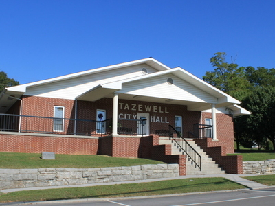 Tazewell  Tennessee  City  Hall