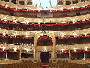 Tbilisi Teatro de Ópera y Ballet