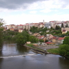 Tabor-view From River