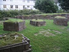 Ruins Of St. Olav\\\'s Church