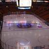 The Boston Bruins's Hockey Rink