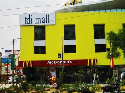 TDI Mall - Agra