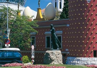 Teatro-Museo Dalí - Dalí Theatre-Museum