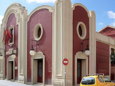 Teatro Salon Cervantes
