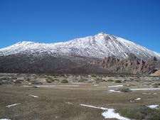 Teide And Pico Viejo