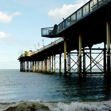 Teignmouth Pier Beach