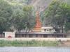 Temple Alongside Khandala Lake - Maharashtra - India