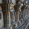 Temple Exterior Decorative Figures