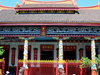 Temple-Front In Surabaya