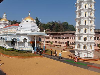 Temple In Ponda - Goa