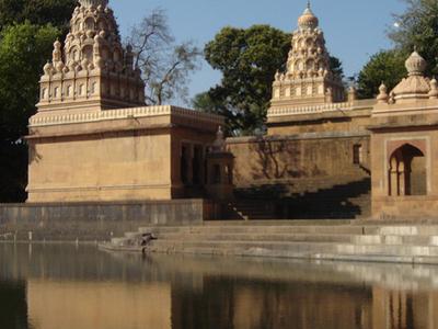 Temple In Wai