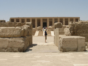 Tour to Dendera And Abydos Temples Fotos