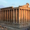 Temple Of Bacchus - Baalbek - Lebanon