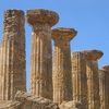 Temple Of Heracles - Agrigento - Sicily - Italy