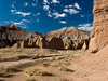 Temple Of The Moon & Lower Cathedral Valley