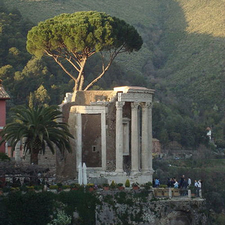 Temple Of Vesta