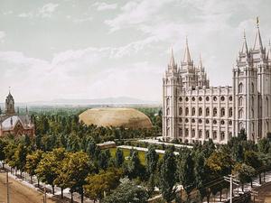 Manzana del Templo