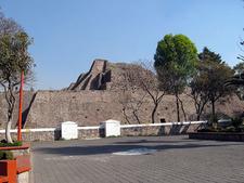Tenayuca Pyramid Northside - Valley Of Mexico - Mexico