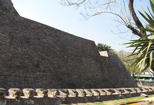 Tenayuca Ruins - Valley Of Mexico - Mexico