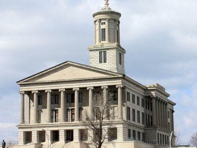 Tennessee  State  Capitol  2 0 0 9